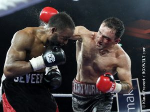 Karo Murat vs Travis Reeves