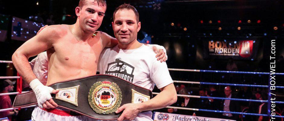 Sebastiano Lo Zito und Khoren Gevor