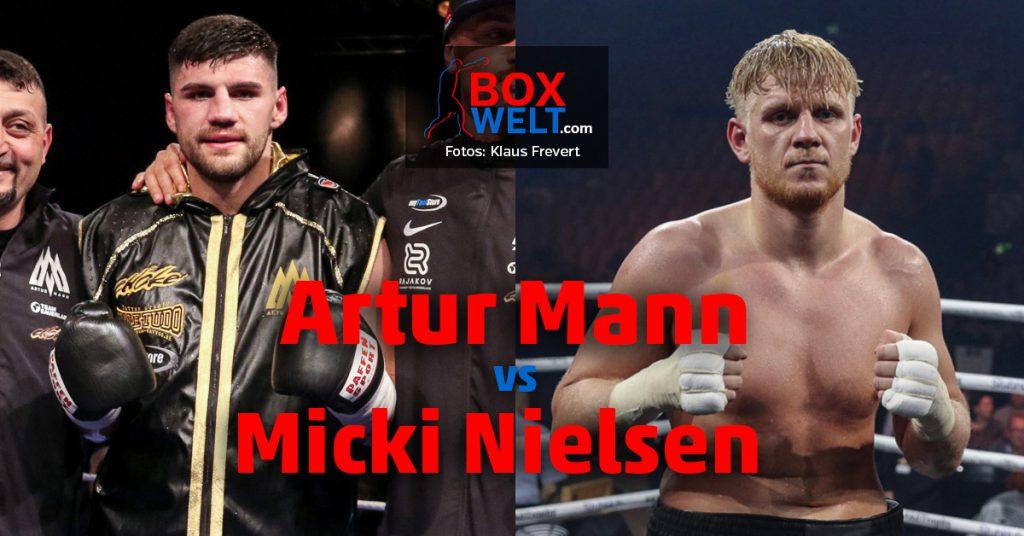Artur Mann vs Micki Nielsen