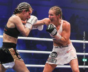Elina Tissen vs Nina Meinke