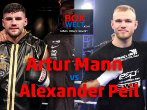 Artur Mann vs Alexander Peil