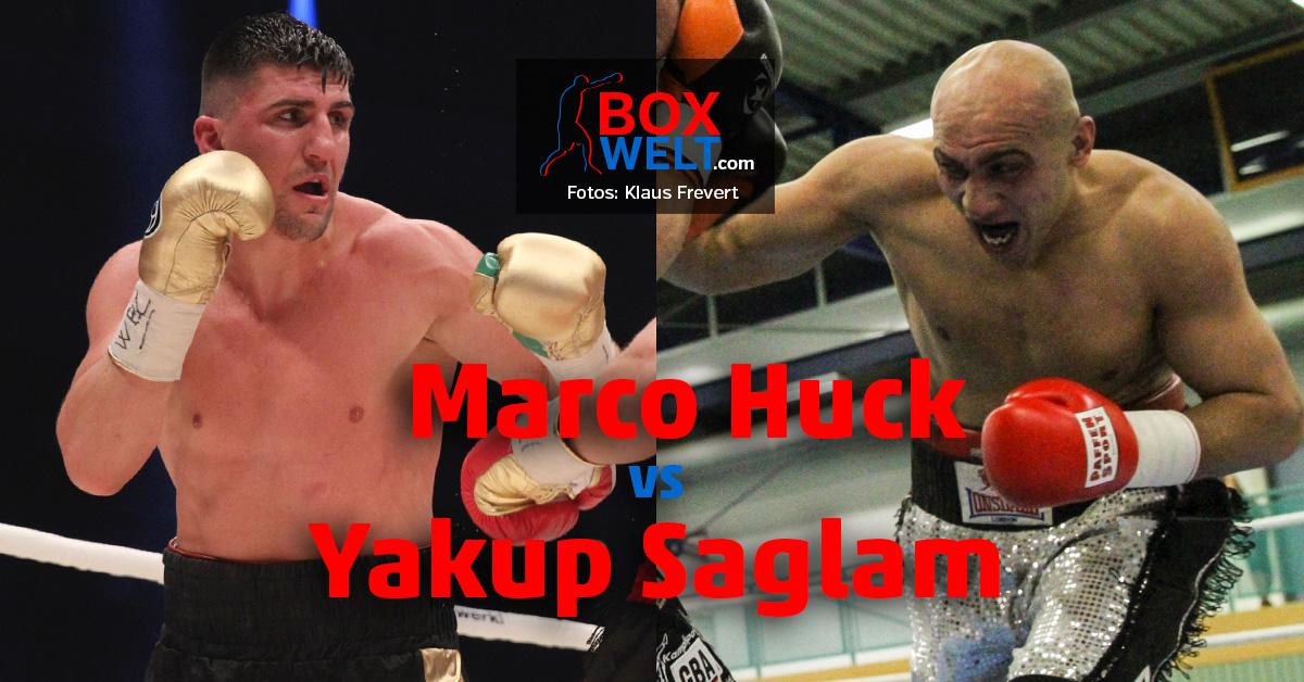 Marco Huck vs Yakup Saglam