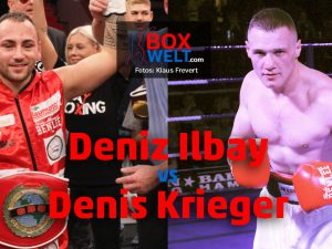 Deniz Ilbay vs Denis Krieger