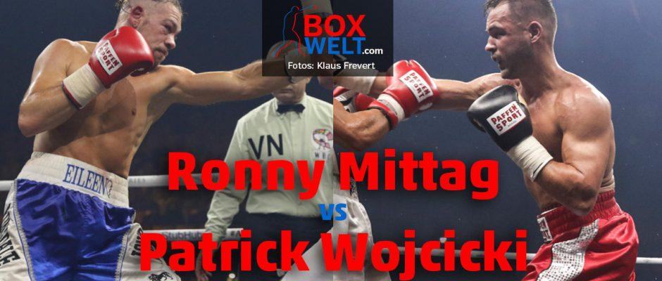 Mittag vs Wojcicki