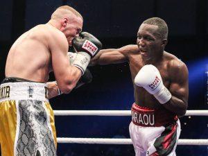 Abass Baraou vs Denis Krieger