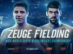 Tyron Zeuge vs Rocky Fielding