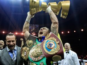 Oleksandr Usyk - Foto: World Boxing Super Series