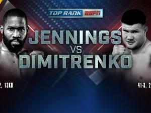 Jennings vs Dimitrenko