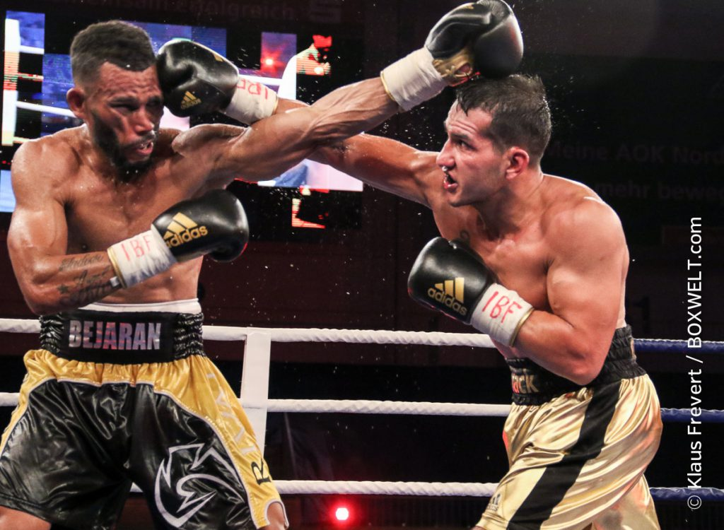 Jack Culcay vs Rafael Bejaran