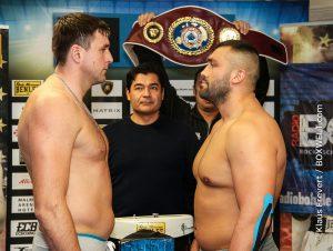 Sergiej Werwejko vs Ali Eren Demirezen