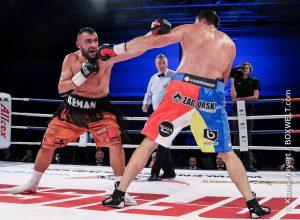 Ali Eren Demirezen vs Sergiej Werwejko