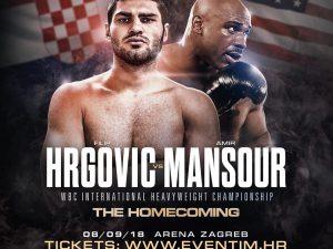 Hrgovic vs Mansour