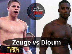 Tyron Zeuge vs Cheikh Dioum