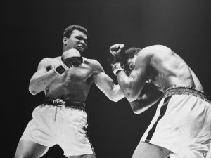 'Muhammad Ali vs. Ernie Terell, Houtston Astrodome, Houston, TX, 1967' – Cliff via Flickr (CC BY 2.0)