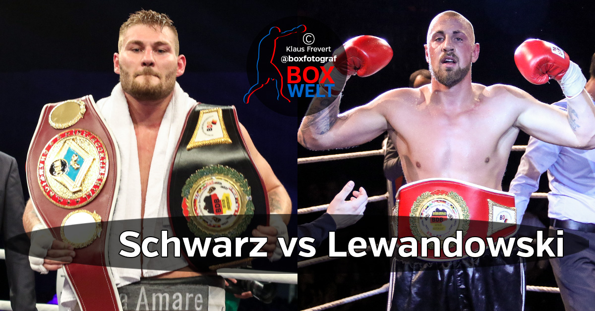 Tom Schwarz vs Christian Lewandowski