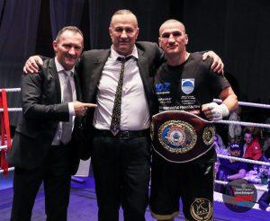 Istvan Kovacs, Redzo Dedeic und Emil Markic