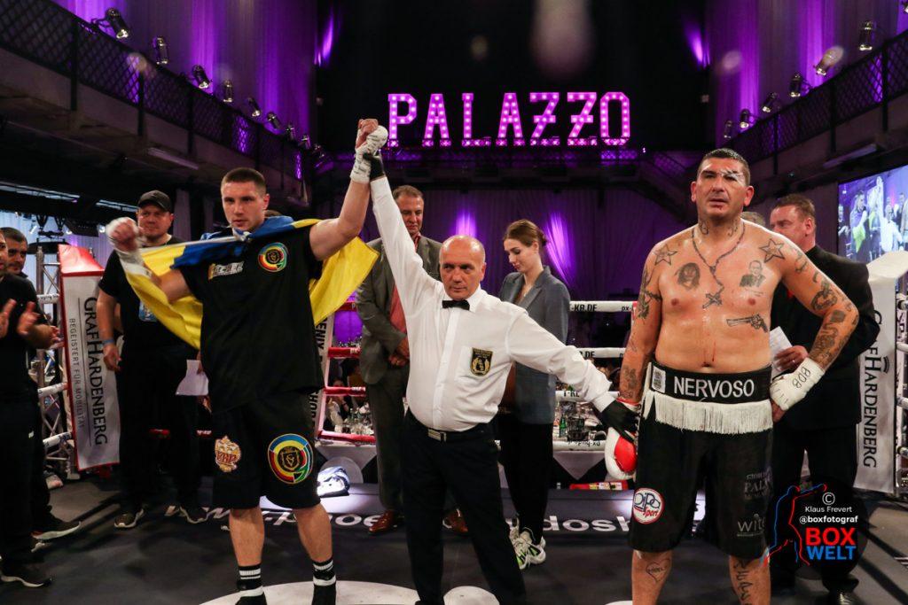 Vladyslav Sirenko vs Ivan Di Berardino